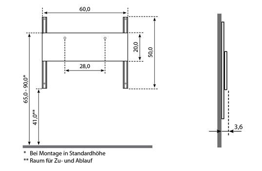 lochabst nde waschbecken abdeckung ablauf dusche. Black Bedroom Furniture Sets. Home Design Ideas