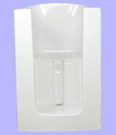 sitzbadewanne mit einstieg modell acacia 207 1024x710mm farbe weiss. Black Bedroom Furniture Sets. Home Design Ideas