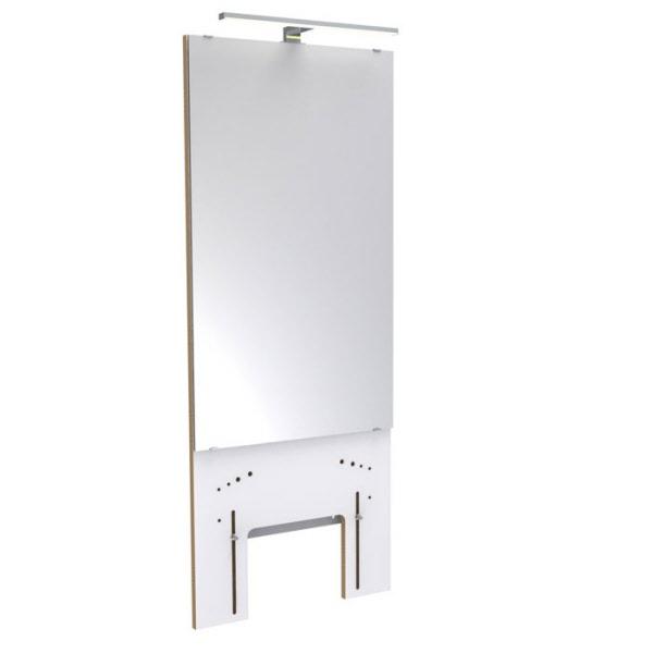 waschtischkonsole manuell hoehenverstellbar tiefe 3 6 cm. Black Bedroom Furniture Sets. Home Design Ideas