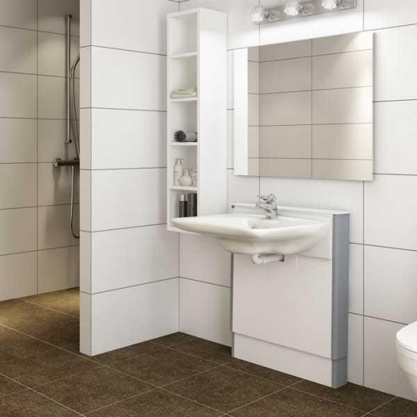 h henverstellbarer waschtisch elektrisch. Black Bedroom Furniture Sets. Home Design Ideas