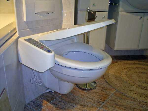 bidet aufsatz dusch wc bidetaufsatz aufsatzbidet. Black Bedroom Furniture Sets. Home Design Ideas