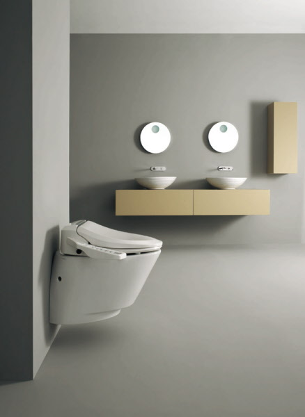 uspa bidet dusch wc kaufen. Black Bedroom Furniture Sets. Home Design Ideas
